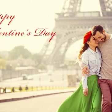 Valentinstag – Bringen Sie die Augen ihres Liebsten zum Strahlen.