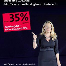 Barbara Schöneberger live erleben