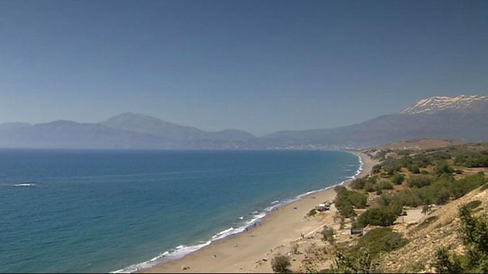 Mittelmeer und Kreta